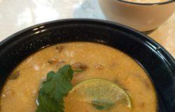 Crock Pot Tom Kha Soup