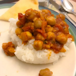 Crock Pot Chana Masala