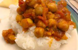 Crock Pot Chana Masala